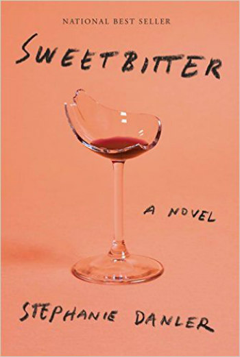 Sweetbitter by Stephanie Danler - A small town girl learns about life in NYC while navigating the complex world of a high-end restaurant.
