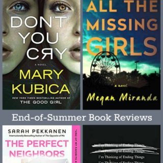 Four Summer Mini-Reviews