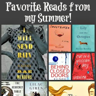 Favorite Reads from my Summer - 2016