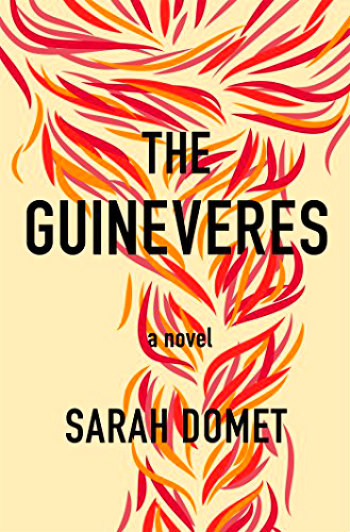 The Guineveres by Sarah Domet - A  beautifully told story of 4 teenage girls abandoned at a convent, supporting each other in the search for a normal life.