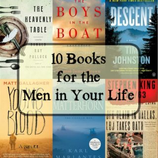 10 Books for the Men in Your Life