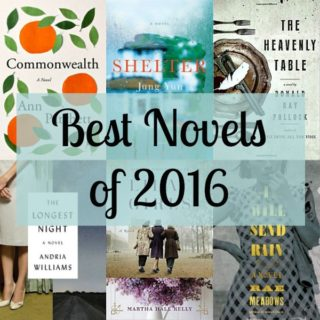 Best Novels of 2016