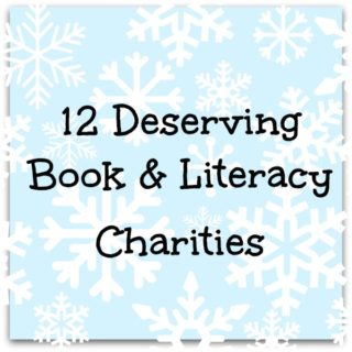 12 Deserving Book and Literacy Charities