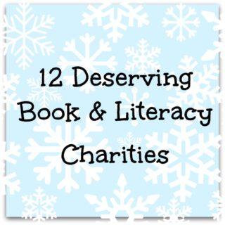 12 Deserving Book & Literacy Charities | Musings