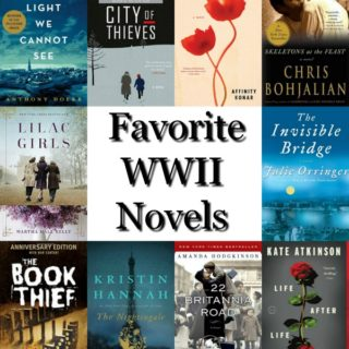 Favorite WWII Novels