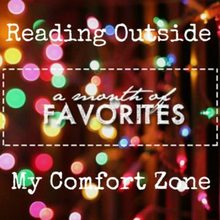 Reading Outside My Comfort Zone | More