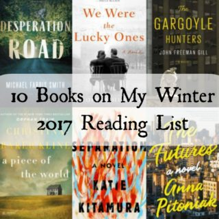 10 Books on My Winter 2017 Reading List | Review