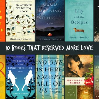 "Collage for ""10 Books that Deserved More Love"" post"