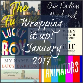 Wrapping it Up! January 2017