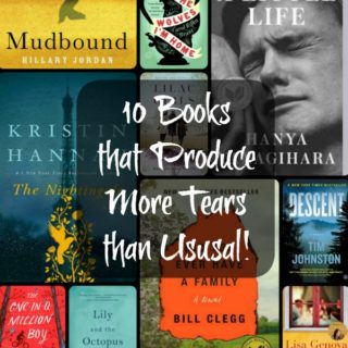 10 Books that Produce More Tears than Usual! | Reviews