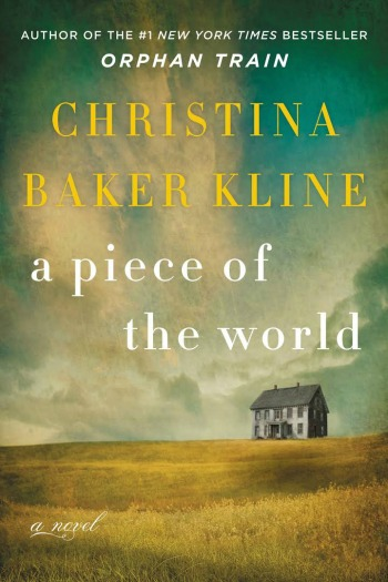 Cover of A Piece of the World by Christina Baker Kline