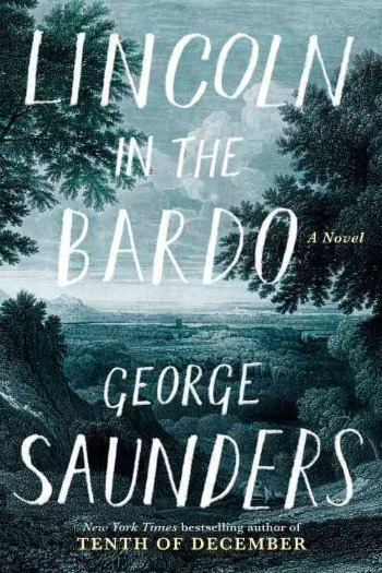 Lincoln in the Bardo by George Saunders - this book is a wild ride taking Lincoln into the Bardo for a final goodbye with his son, Willie.