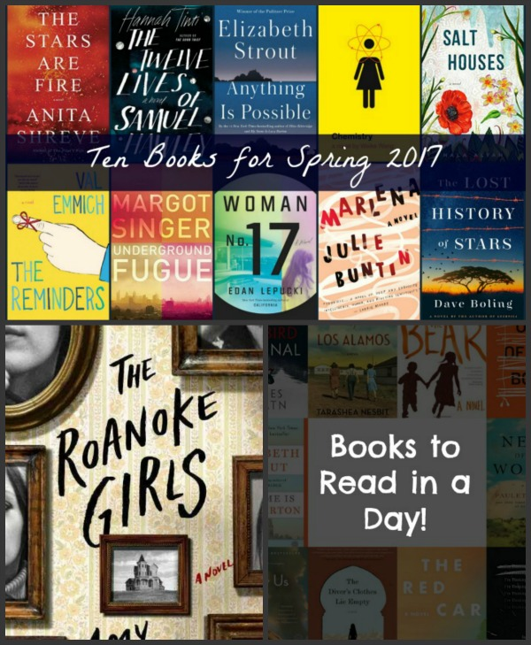 Favorite Blog Posts on Novel Visits - March 2017