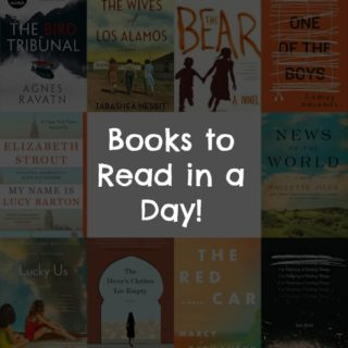 Books to Read in a Day!