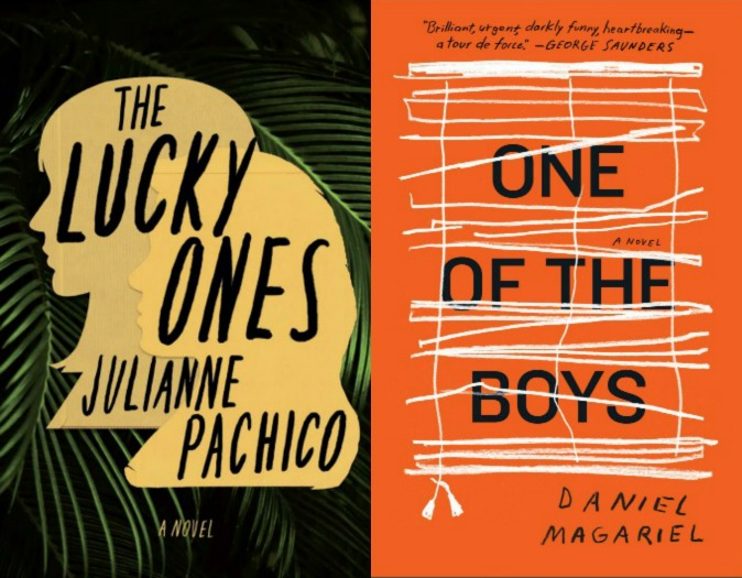 Reading from last week: The Lucky Ones by Julianne Pachico and One of the Boys by Daniel Magariel