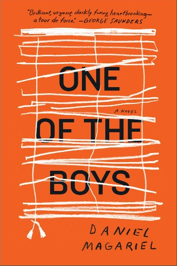 One of the Boys by Daniel Magariel - This debut novel is about two brothers trying to survive when their junkie father turns psychologically and physically abusive.