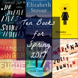 Ten Books for Spring 2017 | More