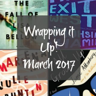 Wrapping it Up! March 2017