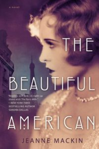 The Beautiful American by Jeanne Mackin - Book Temptations Too Great to Resist