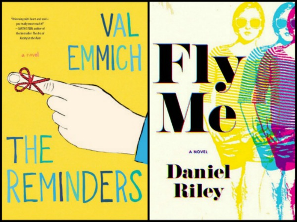 The Reminders by Val Emmich and Fly Me by Daniel Riley