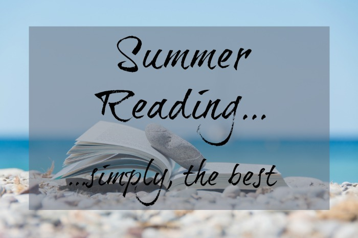 Summer Reading...simply, the best! - The best books for your summer 2017 reading pleasure, including fun and quirky, dark and sinister, a little more literary, and even some nonfiction.