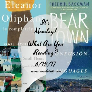 It's Monday! What Are You Reading? 6/12/17 | More