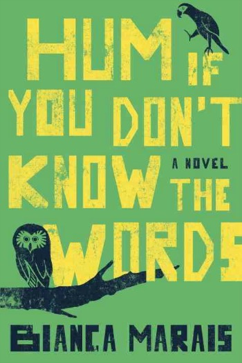 Hum if You Don't Know the Words by Bianca Marais - This debut tells the story of an unlikely friendship following the 1976 student uprising, and violence that followed, in Soweto.
