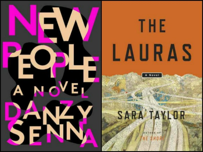 New People by Danzy Senna and The Lauras by Sara Taylor
