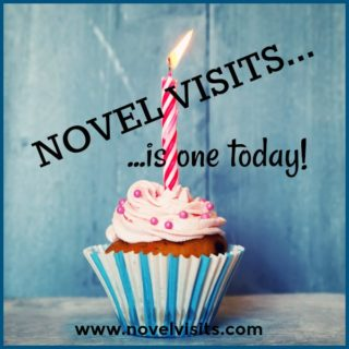 Novel Visits Turns One!