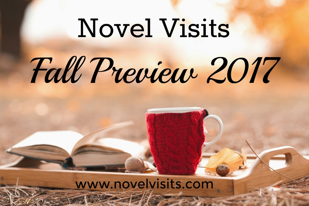 Fall Preview 2017 from Novel Visits - A thorough look at books being released in September, October and November. This list covers a wide variety of genres.