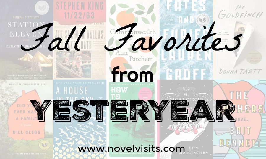 Fall Favorites from Yesteryear - Not having had much luck with 2017 fall releases, it's fun to look back at some favorites from recent years.