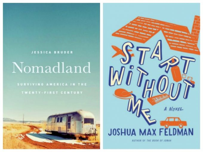 Nomadland by Dane Huckelbridge and Start Without Me by Joshua Max Feldman