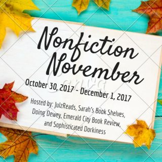 Nonfiction November: Nonfiction/Fiction Book Pairings