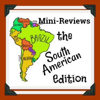 Mini-Reviews: The South American Edition