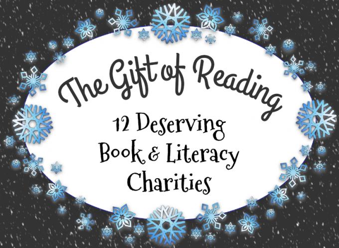 The Gift of Reading - 12 Deserving Book & Literacy Charities