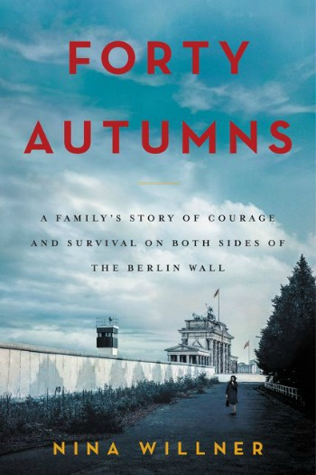 Nonfiction Review from Novel Visits: Forty Autumns by Nina Willner