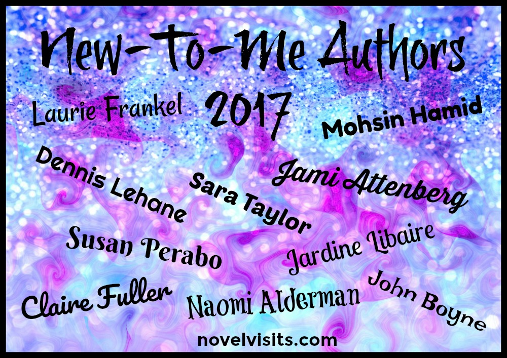 Novel Visits: New-To-Me Authors in 2017