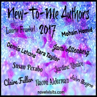 New To Me Authors in 2017
