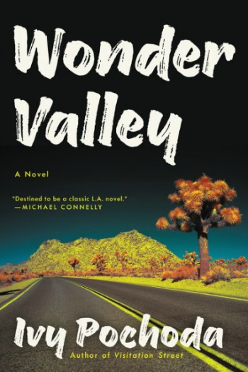 Wonder Valley by Ivy Pochoda - This book opens with a man running naked down an LA freeway, putting into play a story of haunted pasts and uncertain futures.