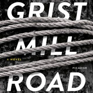 Novel Visits: Grist Mill Road by Christopher J. Yates