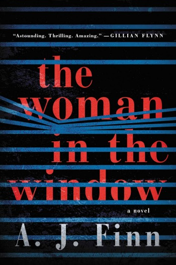 Novel Visits's review of The Woman in the Window by A.J. Finn