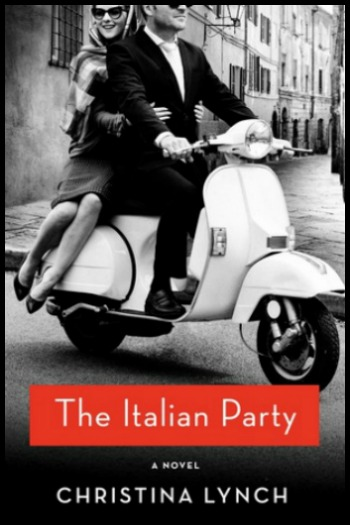 Novel Visits: Currently Reading for 3/5/18 - The Italian Party by Christina Lynch