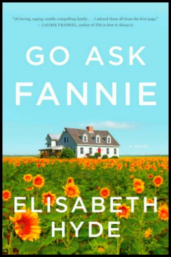 My Week in Books: Likely to Read Next - Go Ask Fannie by Elisabeth Hyde