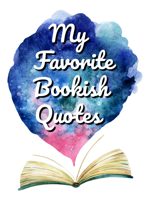 Novel Visits: My Favorite Bookish Quotes - 12 quotes about books that resonate with me.