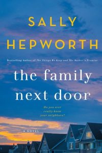Novel Visits Review: The Family Next Door by Sally Hepworth
