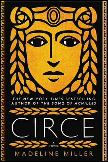 Novel Visits: Currently Reading - Circe by Madeline Miller