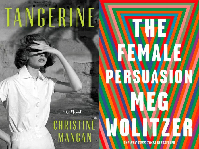 Novel Visits: My Week in Books for Monday 4/9/18. Last Week's Reads - Tangerine by Christine Mangan and The Female Persuasion by Meg Wolitzer