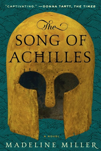 Novel Visits's My Week in Books for 5/14/18: Currently Reading - The Song of Achilles by Madeline Miller