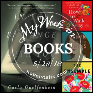 Novel Visit's My Week in Books for 5/28/18