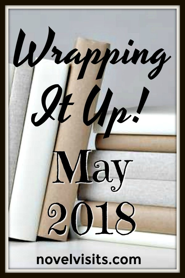 Despite a trip down the rabbit hole, May turned out to be a very good reading month for me. My books, plus loads of May bookish links wrap up the month.